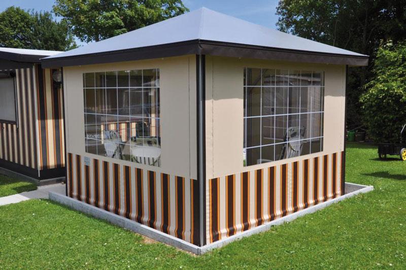 Zelt Kaufen Graz : Pavillon festes dach mit festem hs